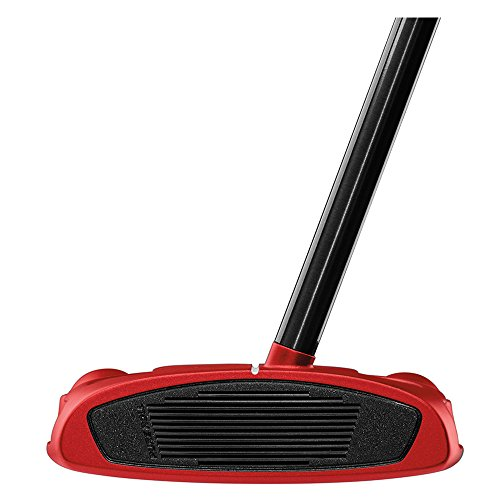 TaylorMade 2018 Spider Tour Red Putter (Center Shaft, Right Hand, 34 Inches, with Sightline)