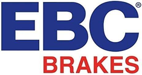 EBC Brake DP42173R Bremsbelag f/ür Stra/ßenverkehr und Trackday Yellowstuff 4000 Series