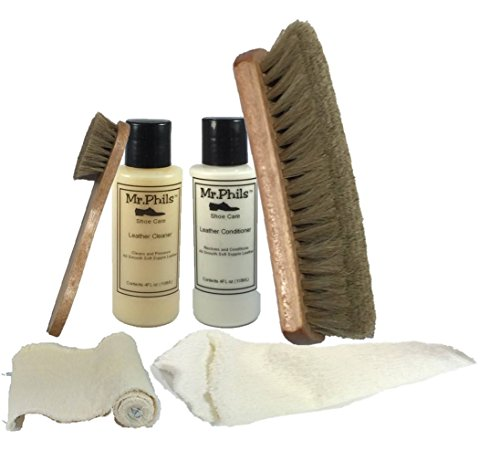 Mr Phils Shoe Cleaning Kit (Bruno Womens Shoes)