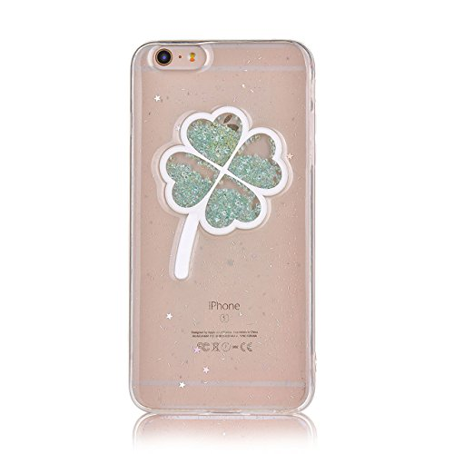 Seven-day's Soft Touch Apple iPhone 6/6s Plastic Case (Green) - 5