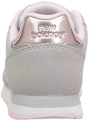 – Bambini Grigio pink Sneaker Balance Unisex 373v1 grey New XqWHIwYq