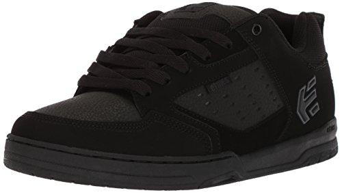 New Etnies Skateboarding Shoes - Etnies Men's Cartel Skate Shoe, Black/Black/Black, 13 Medium US