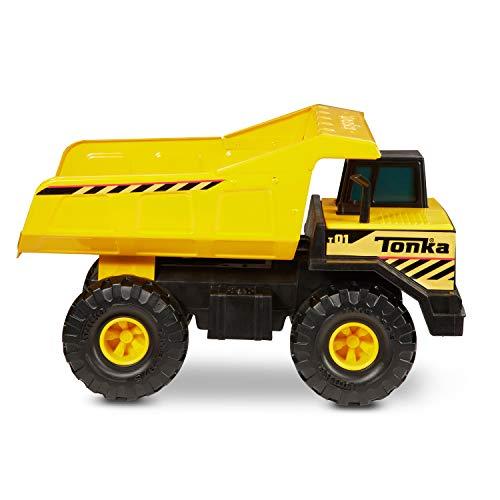 Tonka Classic Steel Mighty Dump Truck Vehicle