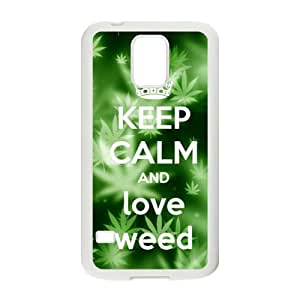 Happy Fresh green design Cell Phone Case for Samsung Galaxy S5