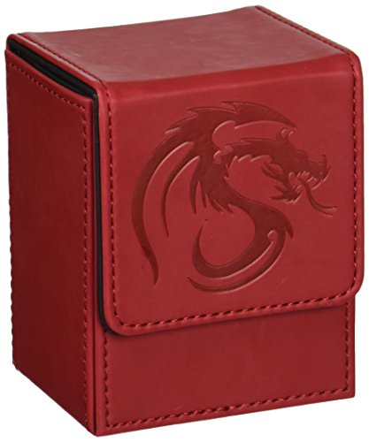 LX Deck Case, Red (Best Red Commander Cards)