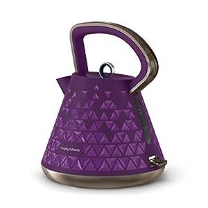 Morphy Richards 108107 Prism Kettle - Purple