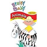Animals - Brainy Baby - Vhs