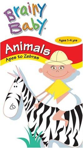 Brainy Baby - Animals