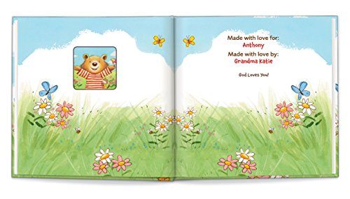 Buy custom baby book