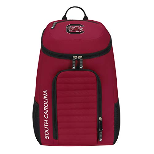(The Northwest Company Officially Licensed NCAA South Carolina Fighting Gamecocks Topliner Backpack, Red, 19