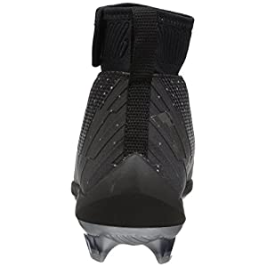 Under Armour Men's Harper 2 Mid ST, Black (001)/Black, 8.5