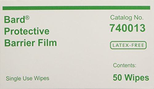 Adhesive Barrier Wipes - 6