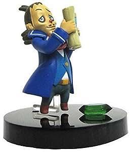 Zelda The Legend of Zelda-Phantom Hourglass Buildable Figure-Linebeck & Rupee