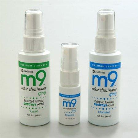 m9 Odor Eliminator Spray 2 oz UNSCENTED Box 12