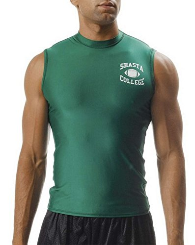 A4 Men's Compression Muscle Tee