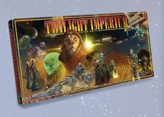 Twilight Imperium 3rd Edition from Fantasy Flight Games