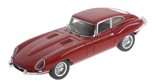 1/43 1961 ジャガー Eタイプ シリーズ1 クーペ(レッド) CDG045