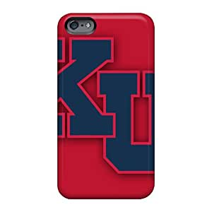 Shock Absorbent Hard Phone Cover For Apple Iphone 6s Plus With Custom High Resolution Ku School Image TrevorBahri