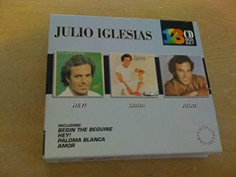 Julio Iglesias Box Set: Julio Iglesias: Amazon.es: Música