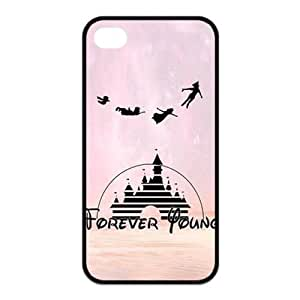 diy phone caseForever Young Design Solid Rubber Customized Cover Case for iPhone 5 5s 5s-linda217diy phone case