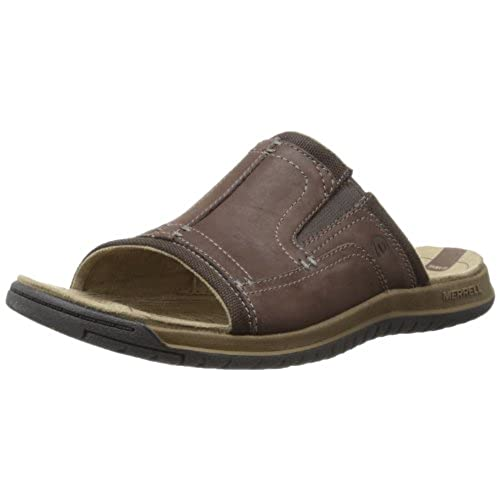11d04bcd4812 free shipping Merrell Men s Traveler Tilt Slide Sandal ...