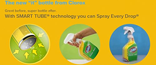 Clorox Clean-Up Bleach Cleaner Spray Value Pack of 3