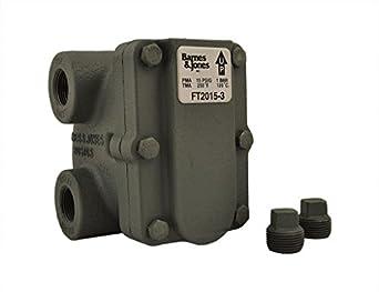 Barnes & Jones Part Number FT2015-3: Industrial Pumps ...