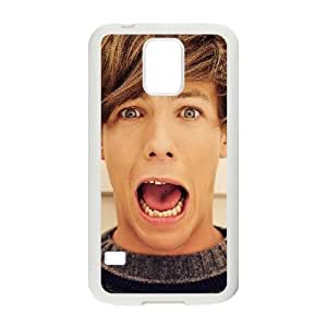 Samsung Galaxy S5 Cell Phone Case White Louis Tomlinson ATF005479