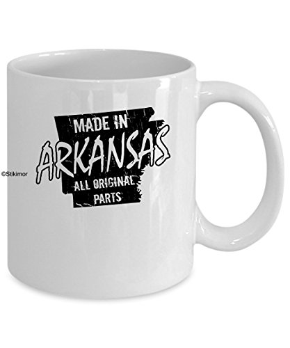 Arkansas Coffee Mug 11 oz. Arkansas gift