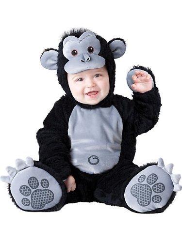 Goofy Gorilla Baby Infant Costume - Infant Large ()