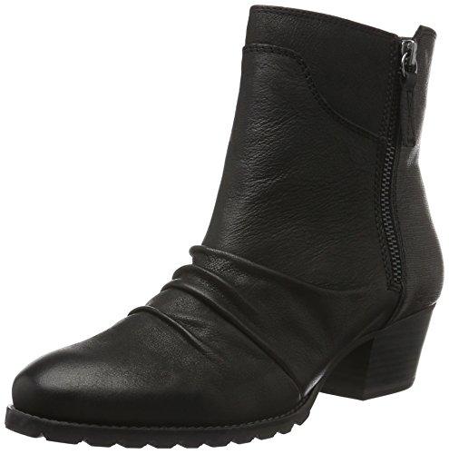 Negro para 001 Tamaris Black 25350 Botines Mujer FqF0RT