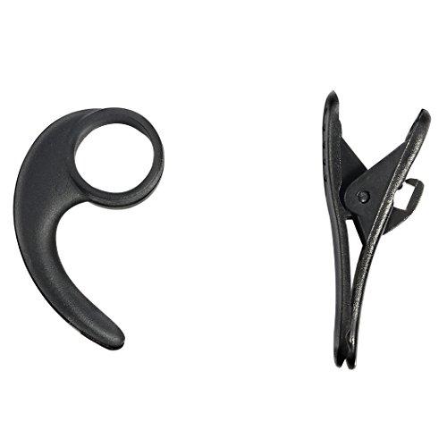 SoleZa Bluetooth Headsets Wireless Sport Earphone Lightweight Stereo in-ear Earbuds Black by SoleZa (Image #2)
