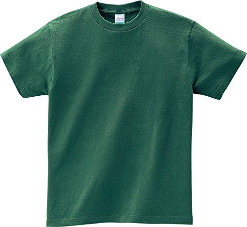 急ぐニッケル帰る[プリントスター] 半袖 5.6オンス へヴィー ウェイト Tシャツ 00085-CVT キッズ