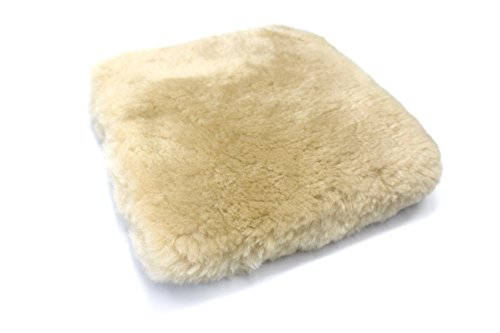 (Maxshine Premium Sheepskin Wool Car Wash Pad Scratch Free)
