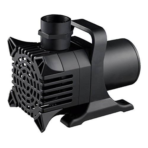Aqua Pulse 6100 GPH Hybrid Drive Submersible Pump - Up To 6,100 GPH Max Flow by Patriot (Image #3)