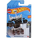 Hot Wheels Mars Perseverance Rover, [White] 95/250 Space 1/5