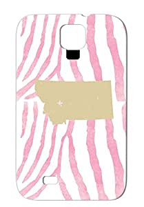 Helena States Montana Cities Countries Yellow For Sumsang Galaxy S4 Helena Protective Case