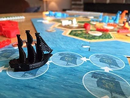 Ten Talents Trading Build3D - Piezas de Repuesto para Caballeros de Catan Cities de Metropolis: Amazon.es: Juguetes y juegos