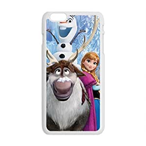 Charming Frozen girl Cell Phone Case for Iphone 6 Plus