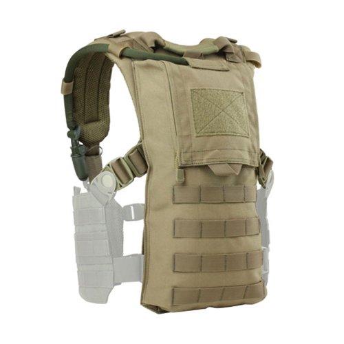 Condor Tactical Hydro Harness 2.5 L Coyote Tan