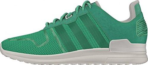 adidas Originals ZX 700 2.0 Scarpe Moda Sneakers Verde per Uomo