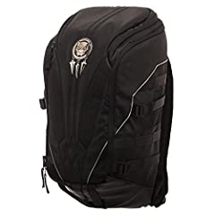 Wakanda forever! This Black Panther backpack is perfect for any fan of the blockbuster hit movie.