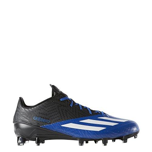 Adidas Adizero 5stjerners 5,0 Klamp Menns Fotball Kjerne Svart-hvitt-kollegialt Konge