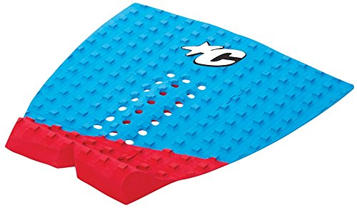 Creatures of Leisure Mick Fanning Grip Surf Traction, Red Cyan