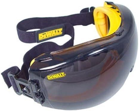 Dewalt DPG82-11 - Anteojos de seguridad con doble molde antivaho transparente
