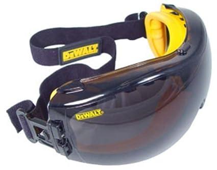 c720b40b13 Dewalt DPG82-21 Concealer Smoke Anti-Fog Dual Mold Safety Goggle ...