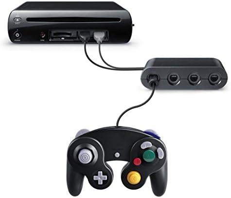 QUMOX Convertisseur Adaptateur Gamecube - Actualités des Jeux Videos