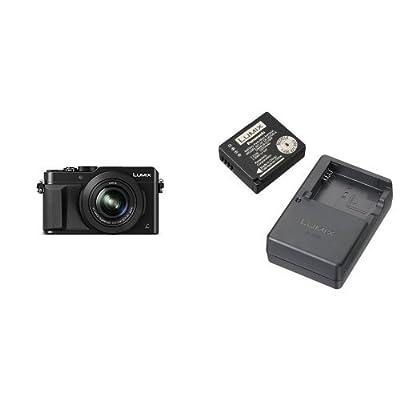 Panasonic DMC-LX100K Camera with free DMW-ZSTRV Travel Pack