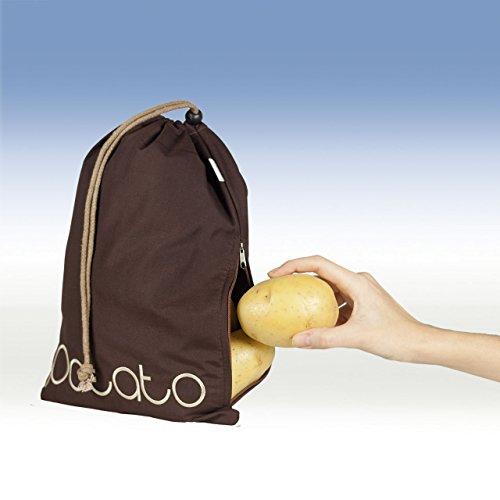 Rayen Bolsa para Guardar Patatas, Tela, Centimeters