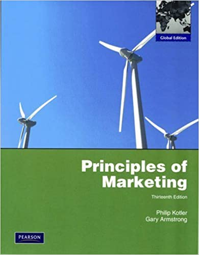 Principles of Marketing: Global Edition by Philip T Kotler (2009-02-15)
